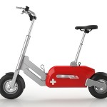 Voltitude Electric Bike - side view 800x600px