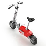 Voltitude Electric Bike - top view 800x600px