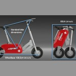 Voltitude Electric Bike - dimensions 800x600px
