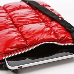 will puffer jacket style iPad case keeps the snowstorm out?
