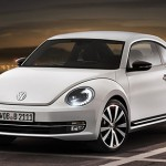 third generation Volkswagen Beetle unveiled to the world