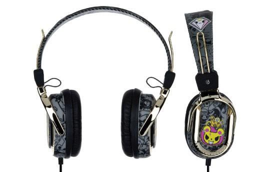 Agent Tokidoki X Skullcandy Headphones 544x344px