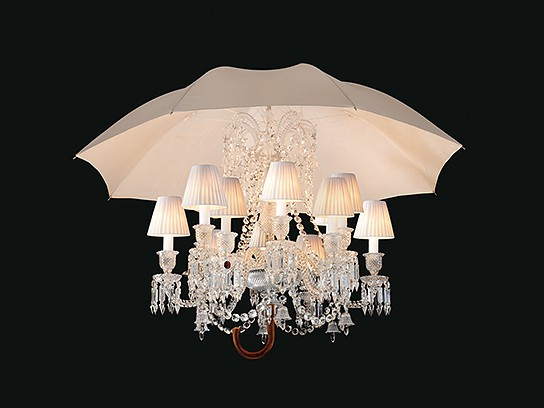 Baccarat Crystal Marie Coquine Chandelier 544x408px