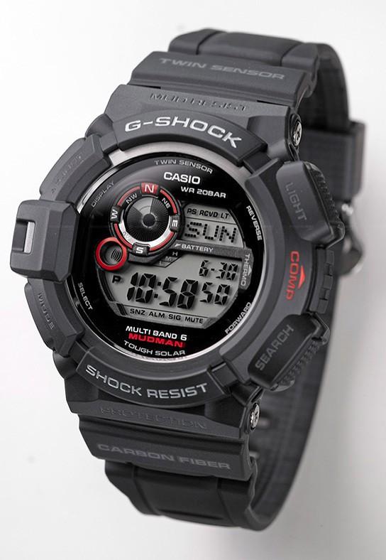 Casio GW-9300 Mudman G-SHOCK 544x788px