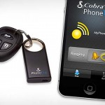 Cobra PhoneTag keeps your tagged item in check
