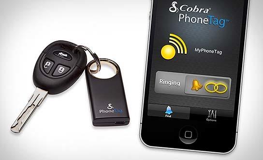 Cobra PhoneTag 544x330px