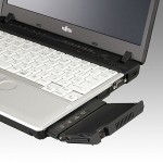 Fujitsu announce B2B Lifebook with integrated projector