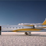 $60 million iPad controlled Gulfstream G550 Visions Edition