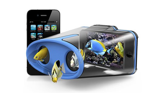 Hasbro my3D viewer for iPhone / iPod Touch 544x308px