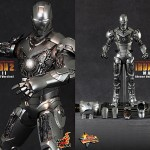 1/6th scale mark II limited edition Armor Unleashed Iron Man