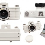Lomography Sprocket Rocket now comes in white
