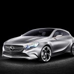 Mercedes-Benz Concept A-Class 800x600px