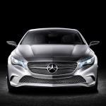 a peek at the Mercedes-Benz Concept A-Class [photos]