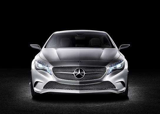 Mercedes-Benz Concept A-Class 544x388px