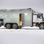 An Inside Look At The Custom Mercedes-Benz Zetros Trucks