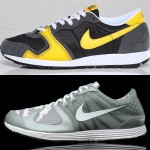 Nike Air Vengeance and Nike Lunarspider R TZ