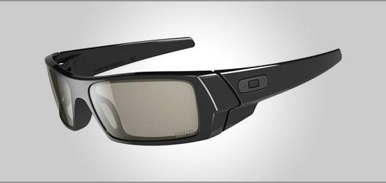 Oakley 3D Gascan Polished Black 544x258px
