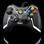 limited edition Ice Blue TRON Xbox 360 controller by PDP