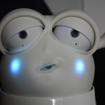 REETI Robot expression - Bored 720x480px