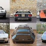 six Bertone S.p.A concept cars to go under the hammer
