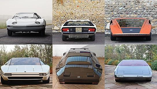 RM Auctions Bertone Concept Cars 544x311px