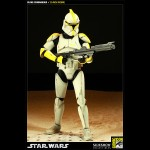 Sideshow Collectibles Comic-Con Exclusives - Clone Commander 1/6 Scale Figure 900x600px