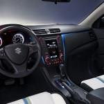 Suzuki Kizashi EcoCharge Hybrid Concept 640x420px