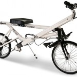 The Rowbike lets you cruise the dry land by rowing actions