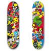 Tokidoki x Marvel Skateboard Decks 800x800px