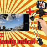 how to eliminate shaky recording with an iPhone 4