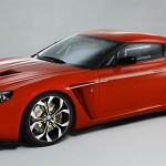 Aston Martin teamed up with Zagato, unveiled new V12 Zagato