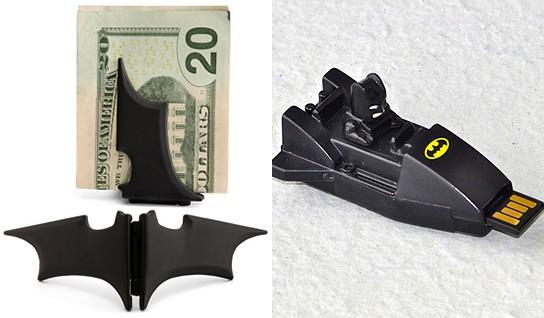 Batstick and Batman Money Clip 544x318px