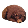 Big Sleeping Grizzly Bear Bean Bag 800x800px