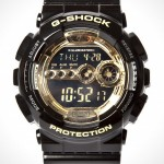 rugged Casio G-SHOCK now gets a touch (metallic) gold
