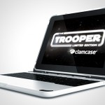 the return of the ClamCase: The Trooper Limited Edition