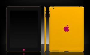 Colorware iPad 2 standard WiFI model 800x488px