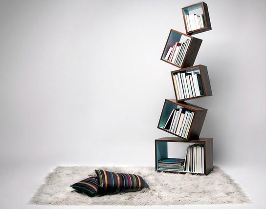 Equilibrium Bookcase 544x428px