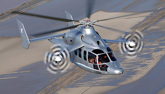 Eurocopter X3 544x311px