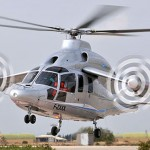 Eurocopter X3 hybrid helicopter successfully tops 232 knots