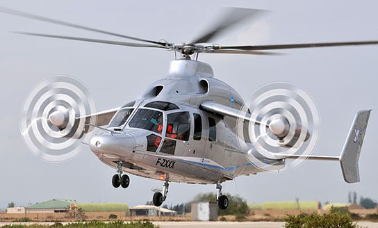 Eurocopter X3 544x328px