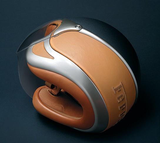 Ferrari Style Helmet by NewMax 544x488px