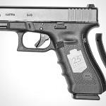 limited edition Silver Anniversary Glock 17 Gen4 pistol