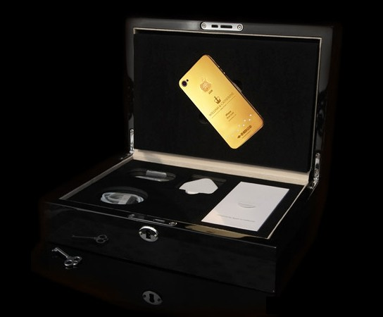 Goldgenie Royal Wedding iPhones 544x450px