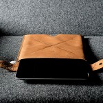 Hard Graft Leather iPad Sleeve for iPad and iPad 2