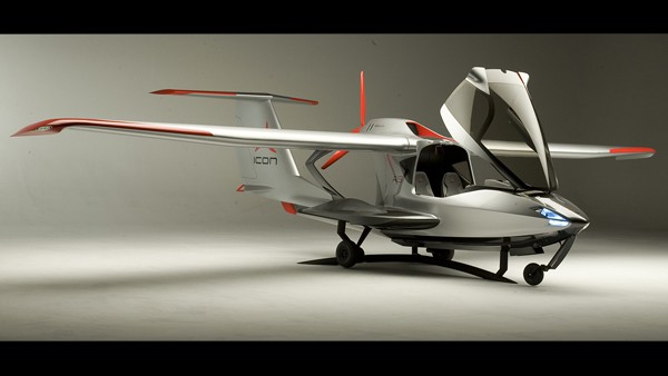 ICON Aircraft 600x338px