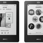 Kobo announced new touchscreen e-ink ebook reader