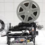 LEGO Technic Super-8 Movie Projector