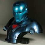 limited edition Stealth Iron Man Legendary Scale Bust