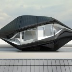 this capsule house concept is the future of mobile home