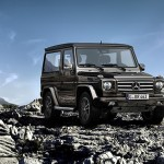 Mercedes-Benz new luxuriously appointed G-Class